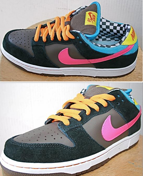 low priced 33461 5001a Nike SB Dunks 720