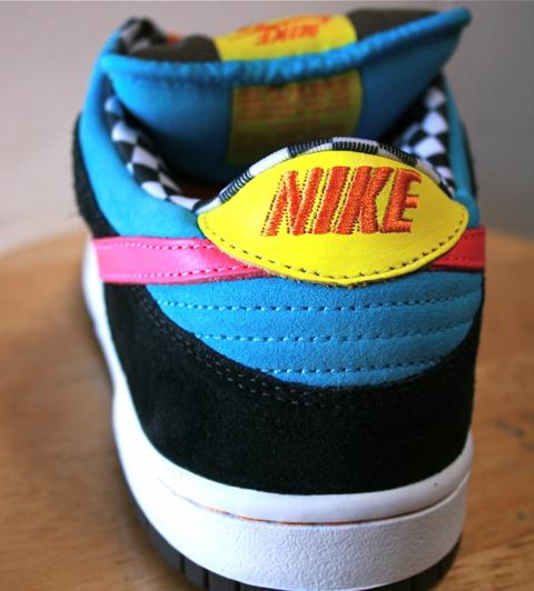 more photos 464ec ebe3f Nike Sb Dunk Low 720. Inspiradas en el mítico videojuego dskate 720. Sin  duda no pasaran desapercibidas.